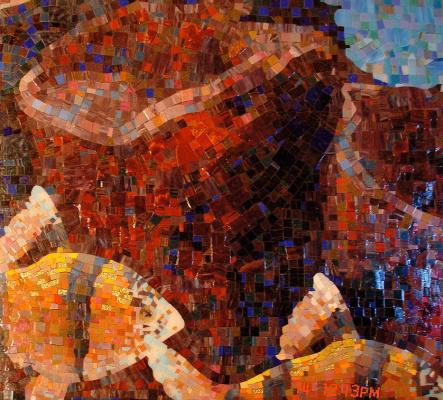 Дмитрий Владимирович Аверьянов. Фрагмент мозаики