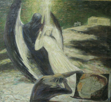 Valery victorovich shechkin. Angel bride