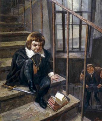 Vasily Vladimirovich Shulzhenko. Hamlet