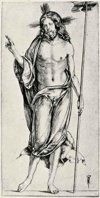 Jacopo de Barbary. Christ the Redeemer