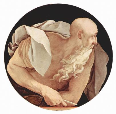 Jacopo Pontormo. Evangelist John
