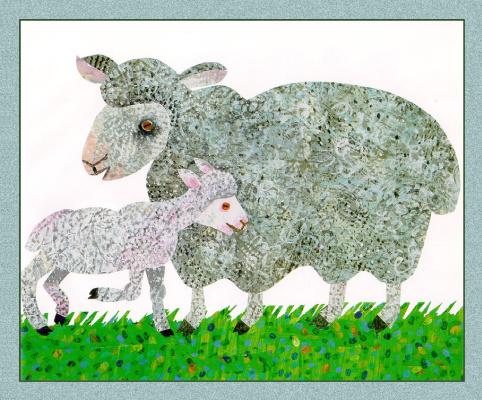 Карл Эрик. Овцы
