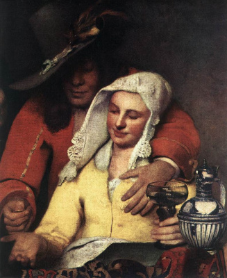 Jan Vermeer. From the summary. Fragment