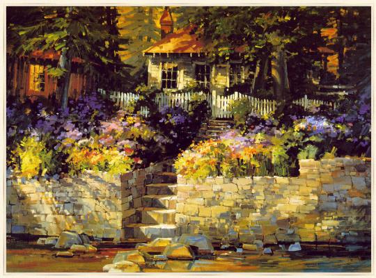 Steve Songer. Garden