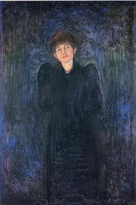 Edvard Munch. Dani Juhel-Pshibyshevsky
