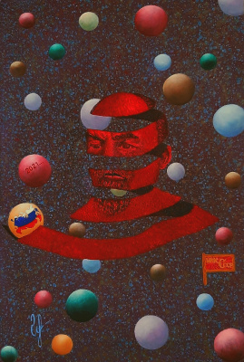 Gennady Guryev. Dreams of Lenin
