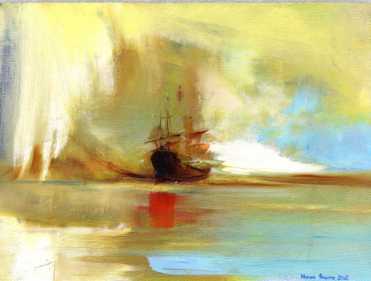 Michael Fedotov. Scarlet sails