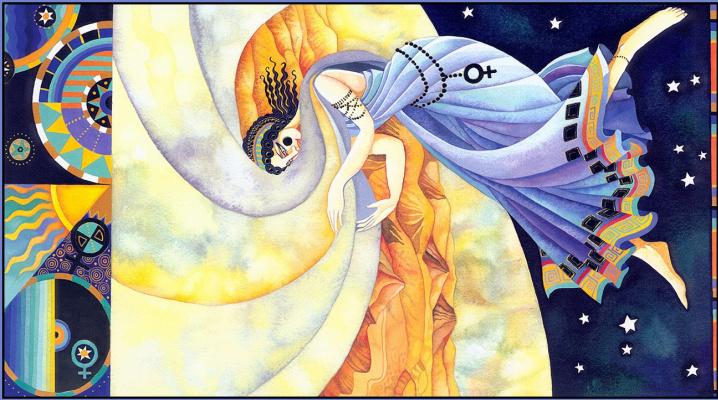 Кристина Бэлит. Венера