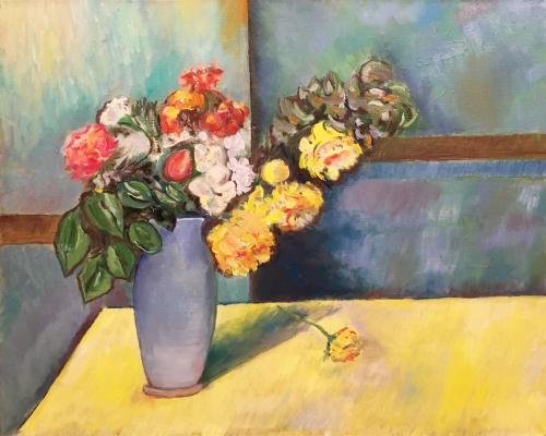 Albert Safiullin. Flowers (№2)