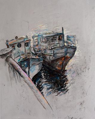 Leonid Valeryevich Stroganov. Boats