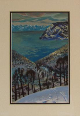 Valentin Vasilyevich Demyanenko. Landscape.