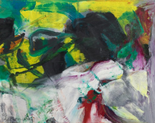 Willem de Kuning. Untitled