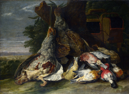 Ян Фейт. Мертвые птицы