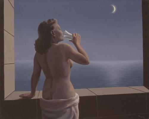 René Magritte. The depths of pleasure