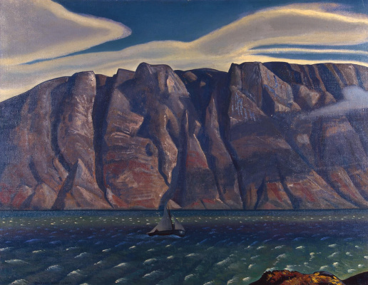 Рокуэлл Кент. Шквал. Гренландия