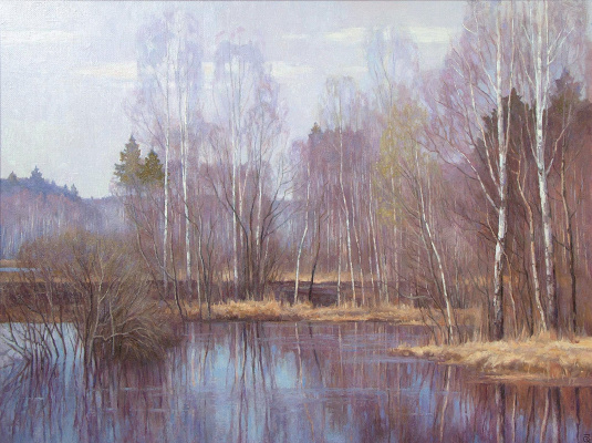 Oleg Borisovich Zakharov. Through woods APR.