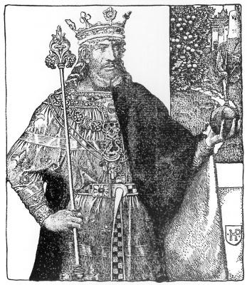 Говард Пайл. Король Артур