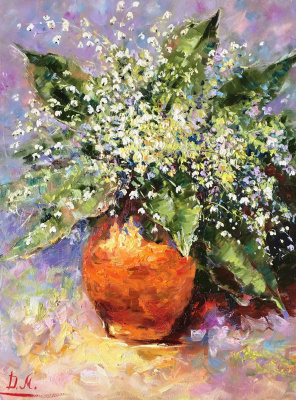 Диана Владимировна Маливани. Lilies of the Valley