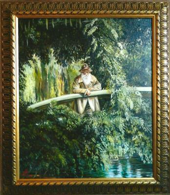 Margarita Anatolievna Chakova. Claude Monet is not a Japanese bridge