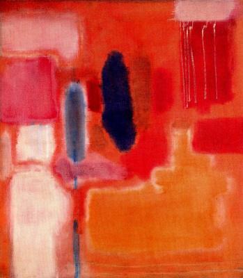 Rothko Mark. No. 9