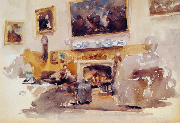 James Abbot McNeill Whistler. MOBI Hall