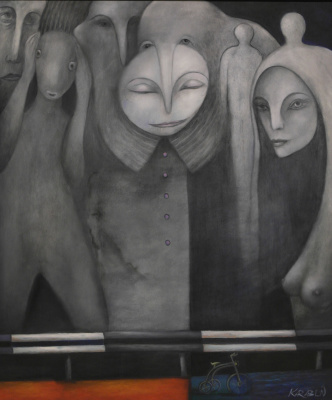 Andrey Karablin. Another world