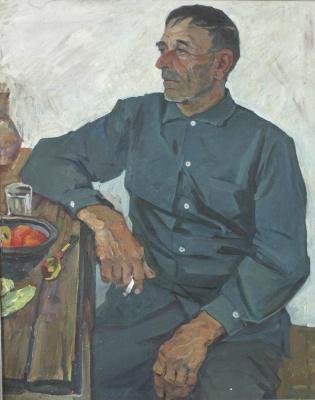 Евгений Иванович Бригадиров. Дед Демид