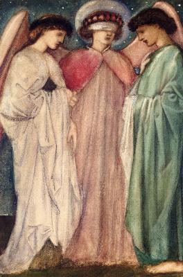 Edward Coley Burne-Jones. First marriage