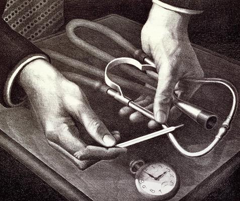 Грант Вуд. Семейный доктор