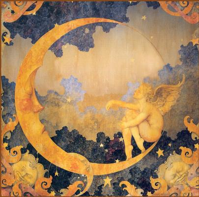 Daniel merriam. Moonlight magic