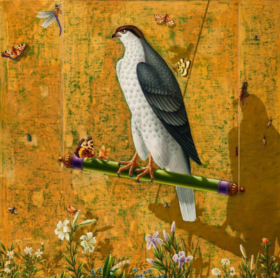 Dmitry Grigorovich. Bird