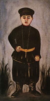 Niko Pirosmani (Pirosmanashvili). Little KINTO