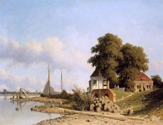 Jan Hendrik Weissenbrook. Plot 4