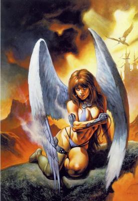 Алекс Хорлей. Падший ангел