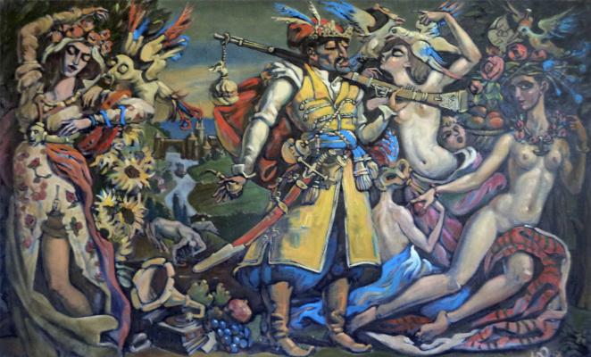 Daniil Litvinov. Заколдованное место