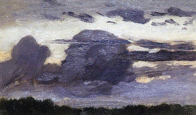 Apollinarius Mikhailovich Vasnetsov. Clouds