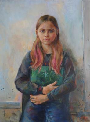 """Svetlana Alexandrovna Malakhova. """"Mom, I dyed my hair with a marker"""""""