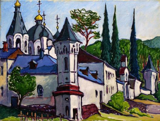 Xenia Shilnikova. Balaam. The Skete Of All Saints