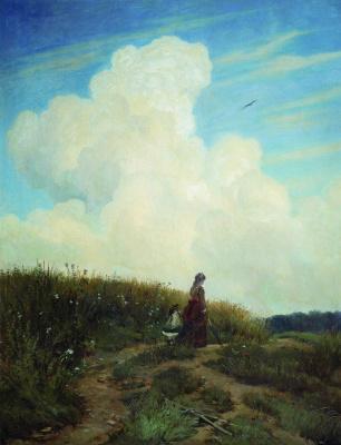 Ivan Ivanovich Shishkin. Summer