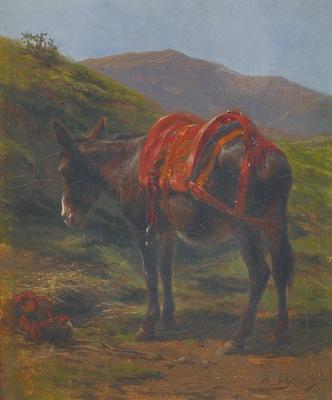 Роза Бонёр. Королевский мул