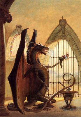 Томас Кидд. Ночь дракона