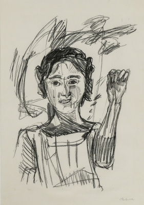 Oskar Kokoschka. Greek