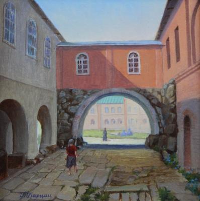 Gennady Shotovich Bartsits. Solovetsky Monastery