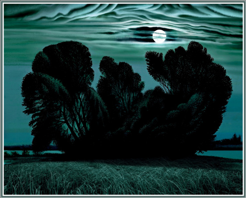 Konstantin Avdeev. Moonlight