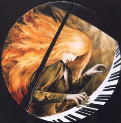 Стефан Блондал. Пианино