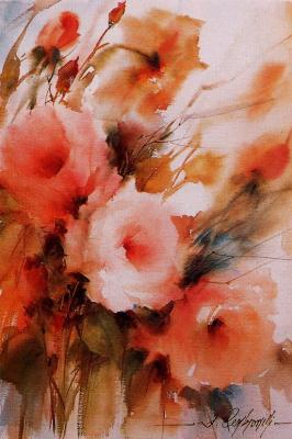 Фабио Кембранелли. Розы