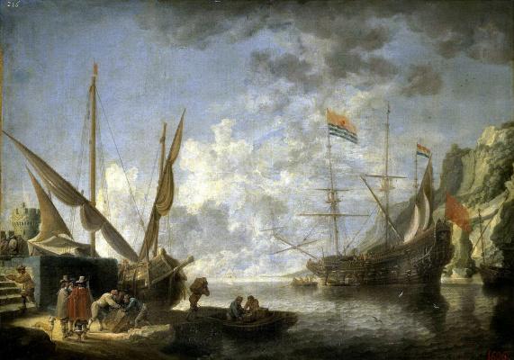 Приморская гавань