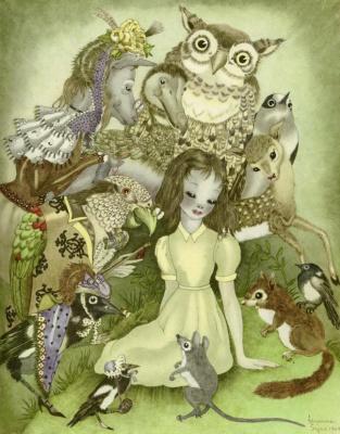 Adrienne Segur. Alice