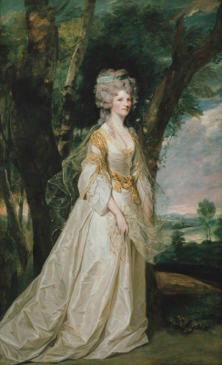 Joshua Reynolds. Lady sunderlin