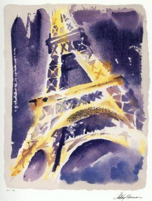 Лерой Нейман. Эйфелева башня